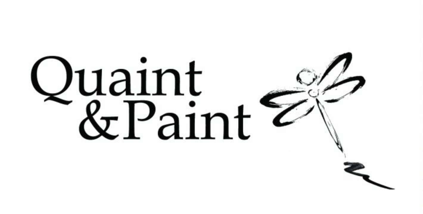 Quaint and Paint Logo
